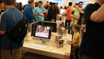 How 4 Hours and a kid at the Apple store changed everything…